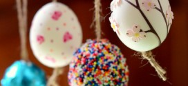 Baking Bites for Craftsy: DIY Hollow Easter Egg Ornaments
