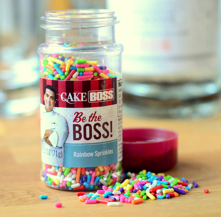 Cake Boss Be The Boss Rainbow Sprinkles, reviewed