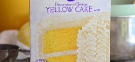 Wilton Decorator's Choice Yellow Cake Mix, reviewed