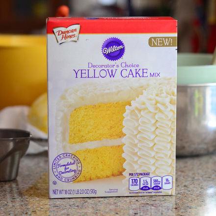 Wilton Decorator's Choice Yellow Cake Mix