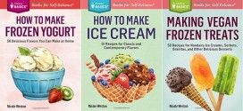 Get Set for Summer: Frozen Desserts Cookbook Giveaway!!