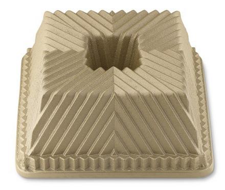 Nordic Ware Square Bundt Cake Pan Baking Bites