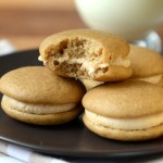 Brown Sugar Whoopie Pies