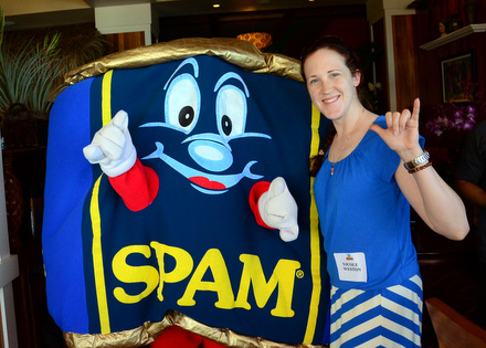 Nicole and Spammy