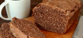Mocha Coconut Bread
