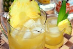 Endless Summer Rum Punch
