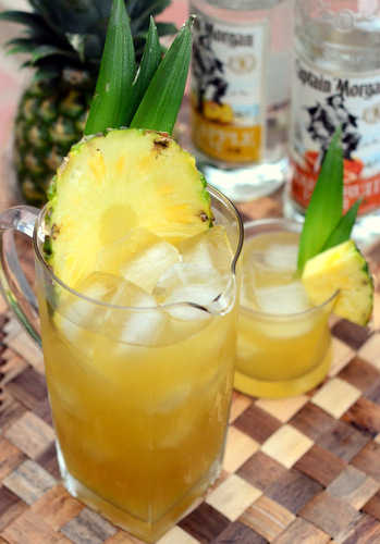 Endless Summer Rum Punch