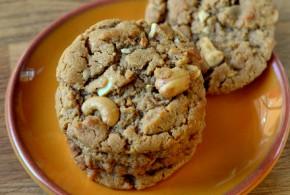 The Best Cashew Cookies