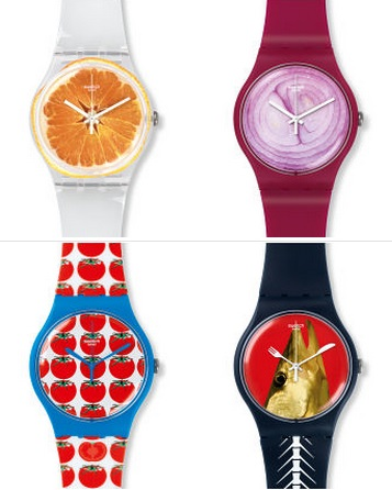 Swatch Mediterranean Dolce Vita Collection