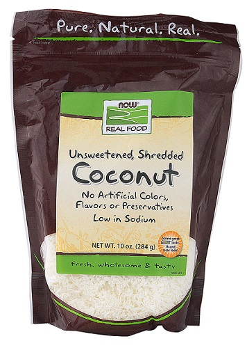 Unsweetened coconut, reviewed