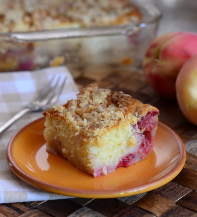 Peach & Raspberry Buckle