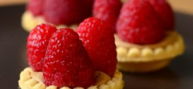 Raspberry & Cookie Butter Tarts