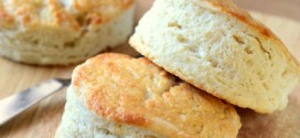Honey Glazed Buttermilk Biscuits