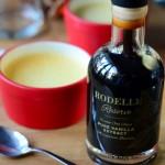 Vanilla Pots de Creme with Rodelle