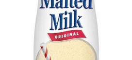 What is malted milk powder?