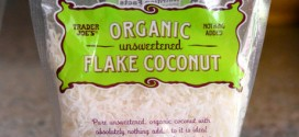 Trader Joe's Organic Unsweetened Flake Coconut, reviewed