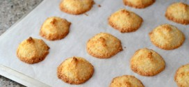 Baking Bites for Craftsy: Food Processor Coconut Macaroons
