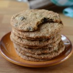 Gluten Free Coconut Chocolate Chunk Cookies