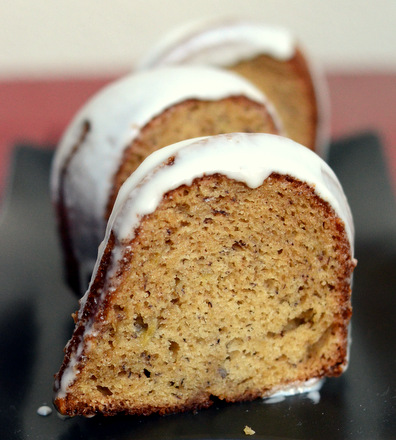 recipe: banana bread with rum glaze [16]