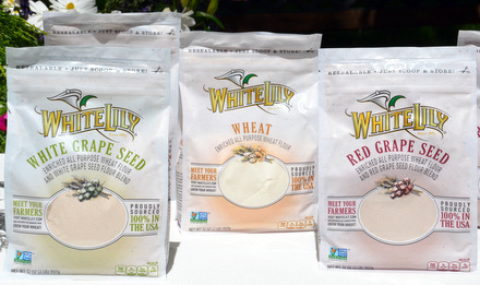 White Lily's New Premium Flour Blends