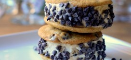 Baking Bites for Craftsy: Ice Cream Sandwiches for Chocolate Chip Cookie Lovers