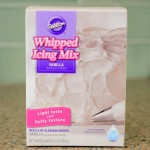 Wilton Whipped Icing Mix, reviewed