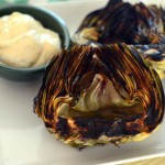 Baking Bites for Craftsy: How to Make Grilled Artichokes