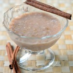 Coconut & Cinnamon Brown Rice Pudding