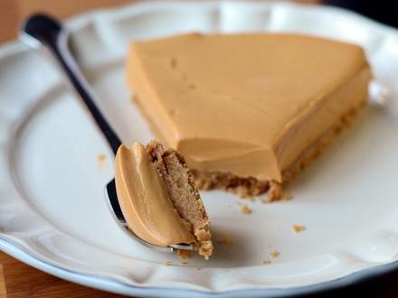 no bake dulce de leche cheesecake baking bites