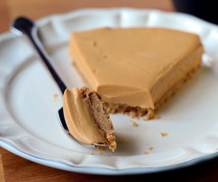No Bake Dulce de Leche Cheesecake - Baking Bites