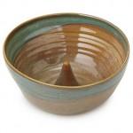 Stoneware Bundt Baking Dish