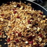 Baking Bites for Craftsy: Stovetop Granola