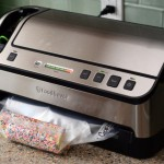 Keep Cookie Dough Fresh with FoodSaver