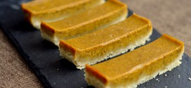 Small Batch Pumpkin Pie Bars