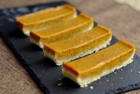 Small Batch Pumpkin Pie Bars
