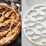 Autumn Leaf Pie Crust Cutter