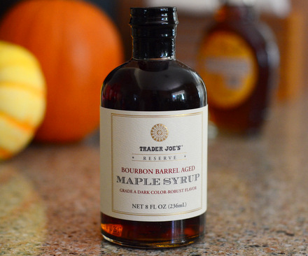 Trader Joe's Bourbon Barrel Aged Maple Syrup, reviewed