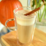 Pumpkin Spice Latte with Pumpkin Spice Whipped Cream