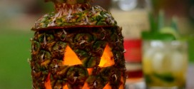 Modern Tiki: How to Carve a Pineapple for Halloween