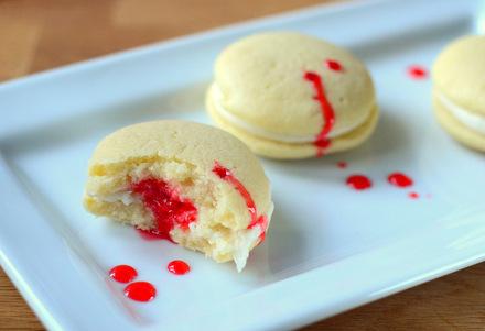 Vampire Whoopie Pies