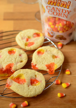 Brachs Mini Candy Corn Cookies, reviewed