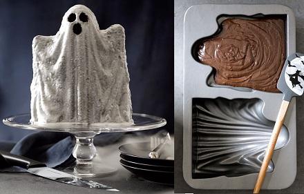 Nordic Ware Ghost Cake Pan
