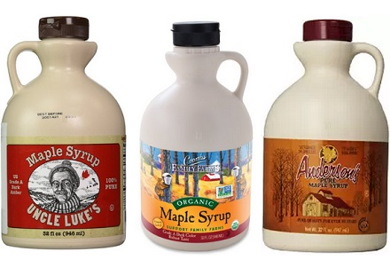 Cooks Illustrated Taste Tests Maple Syrups