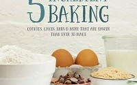 Quick-Shop-&-Prep 5 Ingredient Baking