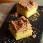 Baking Bites' Easy Sour Cream Coffee Cake