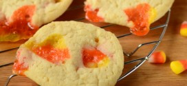 Leftover Candy Corn Cookies