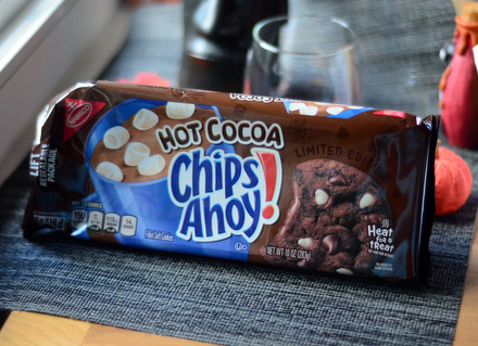 Hot Cocoa Chips Ahoy