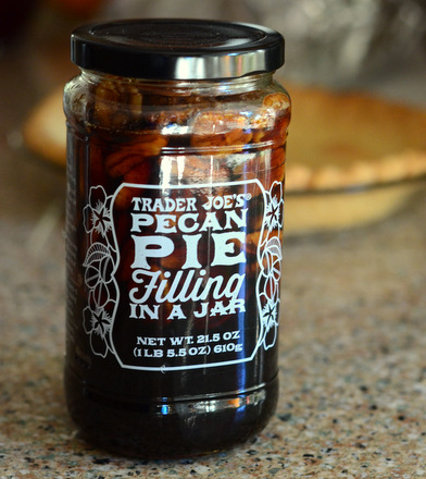 Trader Joe's Pecan Pie Filling, reviewed