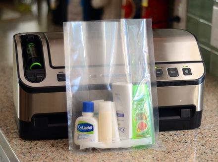 FoodSaver Bag, unsealed