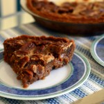 How to Cut a Pecan Pie Perfectly